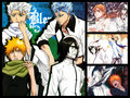 My Bleach Collage. - bleach-anime fan art