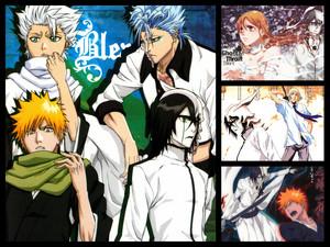 My Bleach Collage.