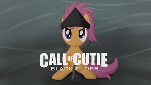 Call of Cutie(Call of Duty parody)