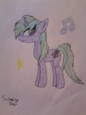 OC: Sing Star