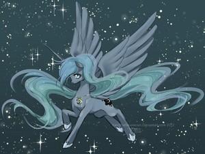 The princess of the night