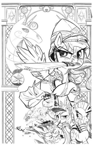Daring Do and the [Insert Here!]