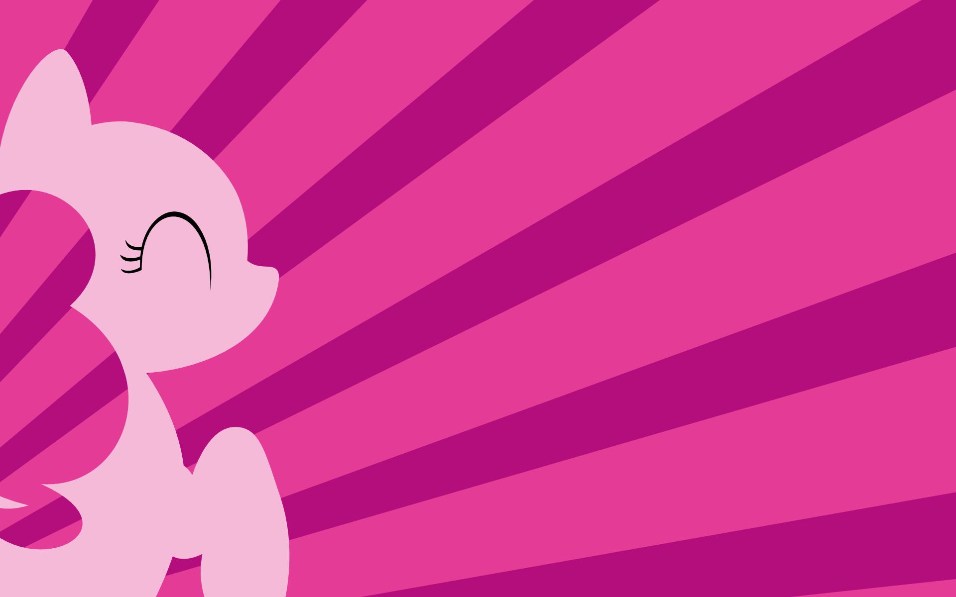 Pinkie Pie achtergrond
