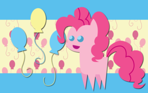 Pinkie Pie Pointy Ponies