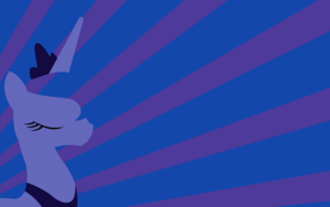 Princess Luna wallpaper