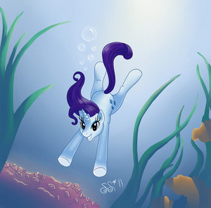 Rarity in the Sea