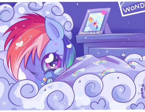 My Little Pony Friendship Is Magic Wallpaper Probably Containing Anime Entitled Cute Rainbow Dash