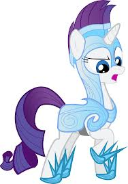 Armor Rarity-Rarity=Rainbow Dash