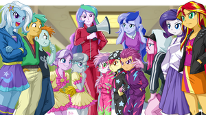Equestria Girls