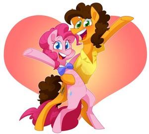 Pinkie sandwich,