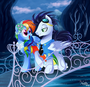 regenbogen Dash and Soarin'