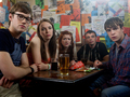 My Mad Fat Diary - Series 1 - The gang