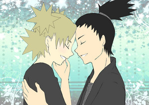 Shikamaru and Temari