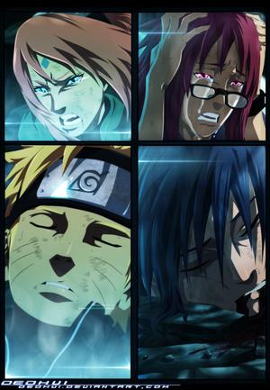 *Naruto / Sasuke's Death*