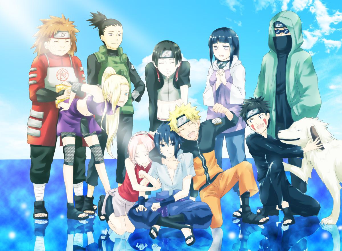 Naruto characters all - All naruto characters ...