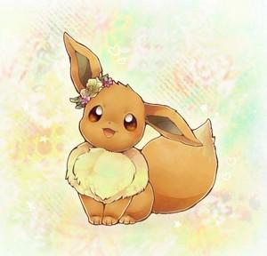cute Eevee