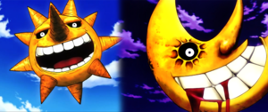 Soul Eater:the sun and moon