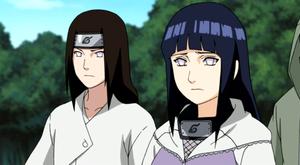 Neji and Hinata shippuden