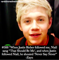 niall horan quote
