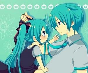 Miku and Mikou