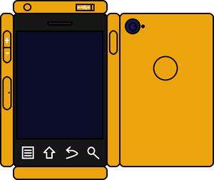 Papercraft 南瓜 Phone