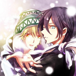 Yato and Yukine