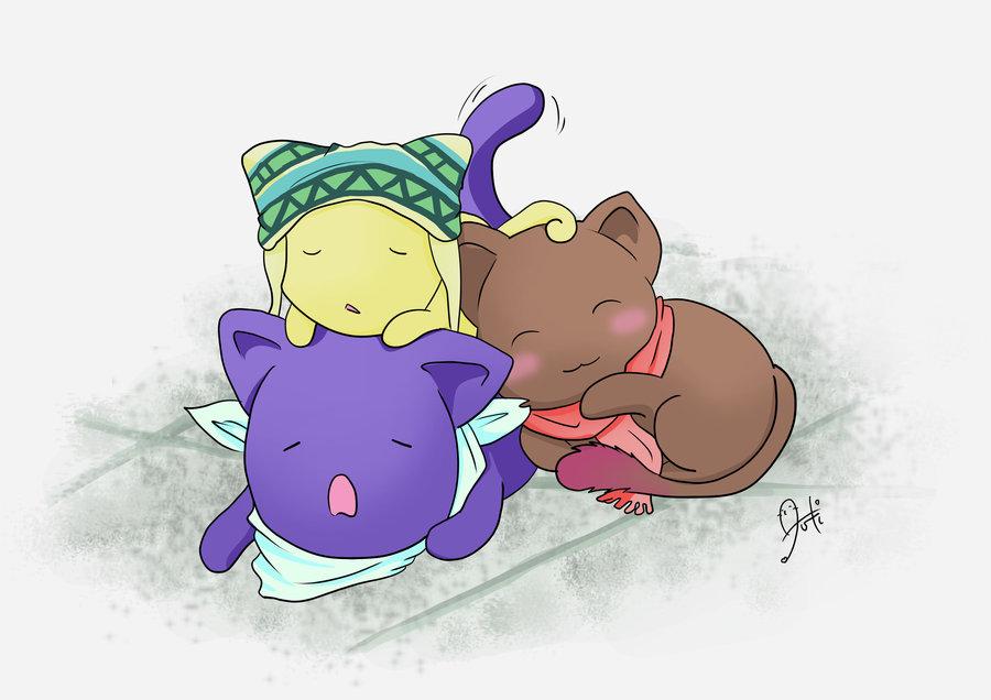 Noragami Kittens
