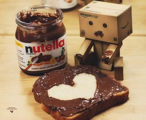 amor nutella box-----