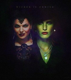 Regina and Wicked Witch of the West