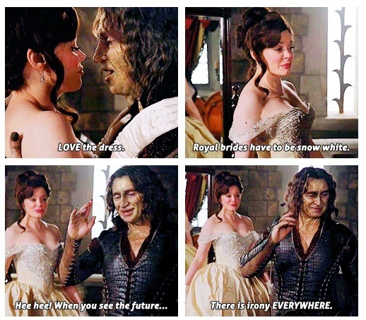 Funny Rumple/Cora moment