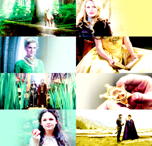 OUAT Green and Yellow