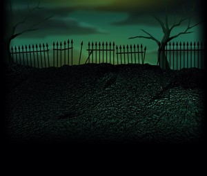 Hintergrund for Zombie