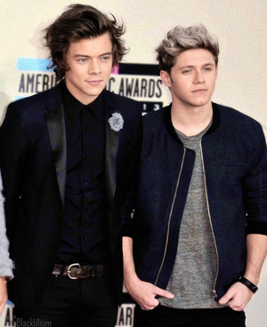 Harry and Niall