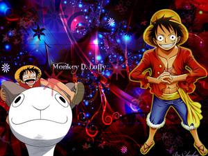 One☠Piece - Luffy