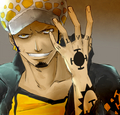 *Trafalgar Law* - one-piece photo