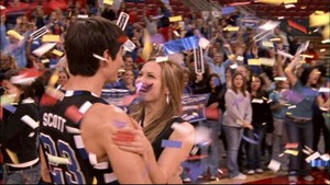 Haley and Nathan