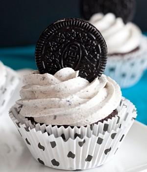 cup cake oreo------- <3
