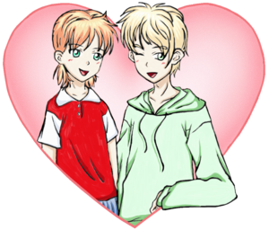 apaixonados and BF