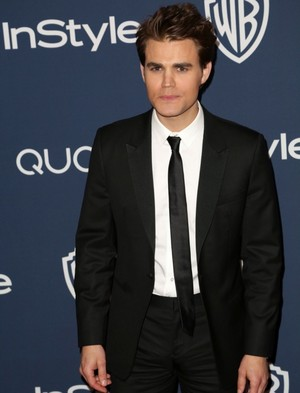 Paul @ InStyle Golden Globes Party 2014