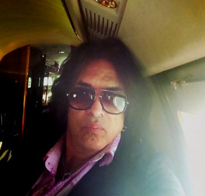 Paul on the way to Maui ~Jaunary 26, 2014