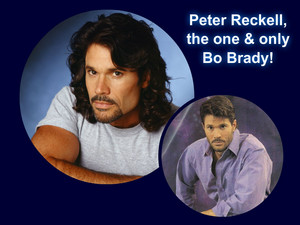 Peter Reckell, the one