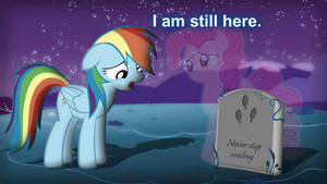 Pinkie pie's RIP