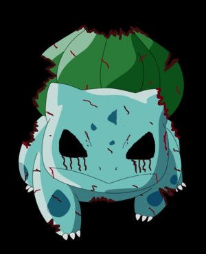 creepypasta Bulbasaur