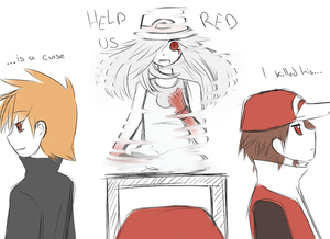HELP US RED