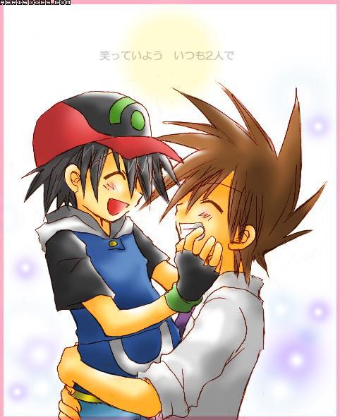 Gary x Ash