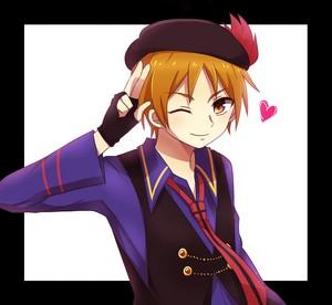 =~= cutest pic of Hiro so far CX