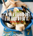 Seafood - quotes fan art