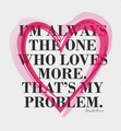 That's My Problem - quotes fan art