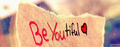 Be You - quotes photo