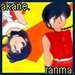 Akane and Ranma - ranma-1-2 icon